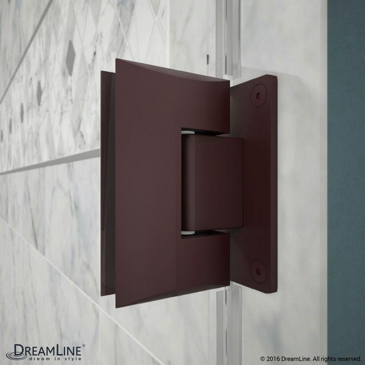 View 10 of DreamLine SHDR-24283034-06 DreamLine Unidoor Plus 58-58 1/2