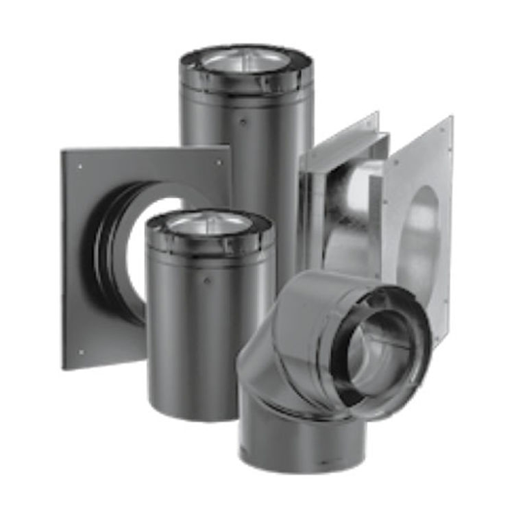 M&g Duravent Directvent Pro 4x6 Horizontal Termination Kit
