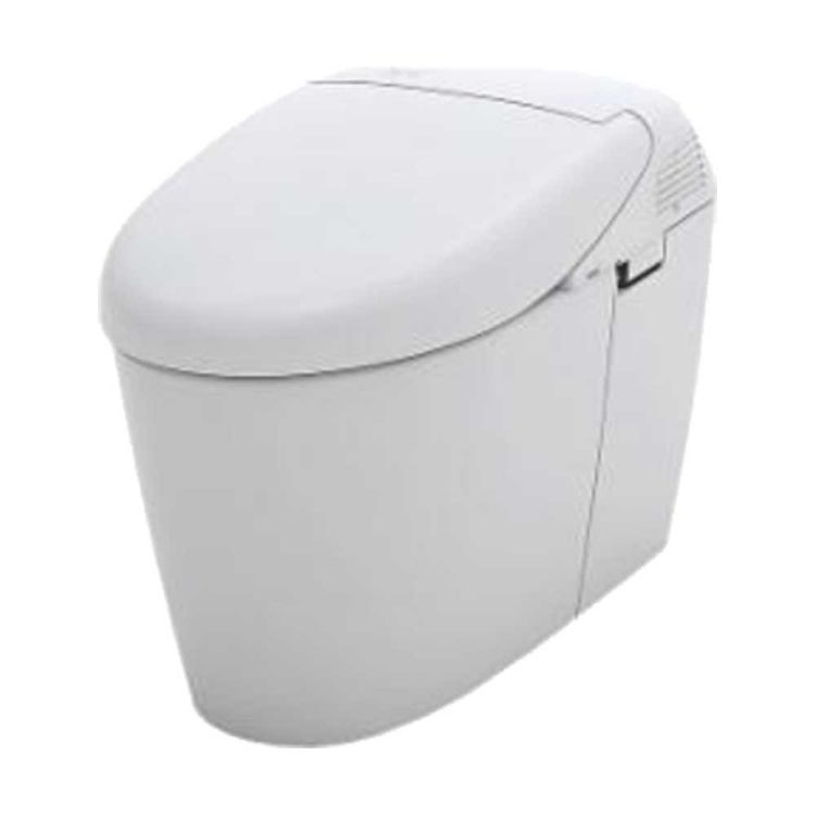 View 4 of Toto CT952CUMG#01 Toto Neorest 500H Elongated Toilet Bowl Only, Cotton White - CT952CUMG#01