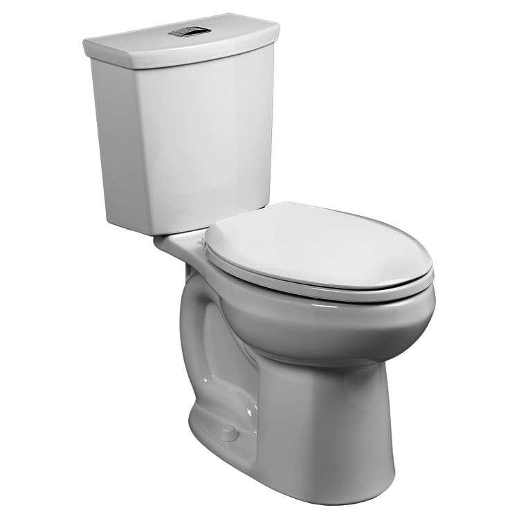 View 3 of American Standard 2887.218.020 American Standard 2887.218.020 White H2option Elongated Bowl Toilet