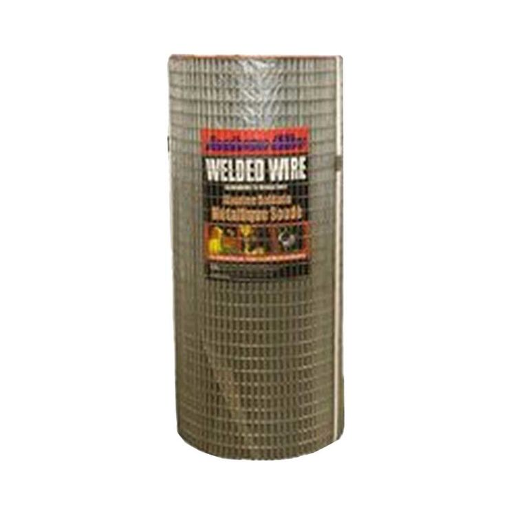 Jackson Wire 10043814 Jackson Wire 10043814 Welded Wire Fence, 100 ft L X 36 in H X 14 ga T, 1 X 2 in Mesh