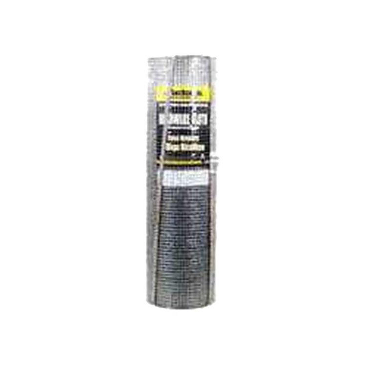 Jackson Wire 11033913 Jackson Wire 11033913 Hardware Cloth, 1/2 X 1/2 in Mesh, 48 in W X 100 ft L, Galvanized