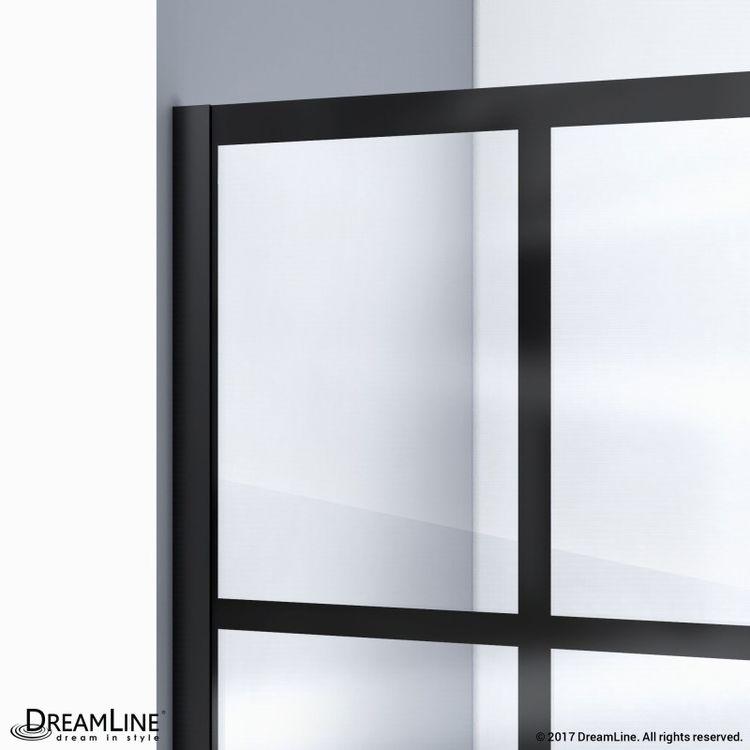 View 20 of Dreamline SHDR-3234721-87 DreamLine French Linea Rhone 34