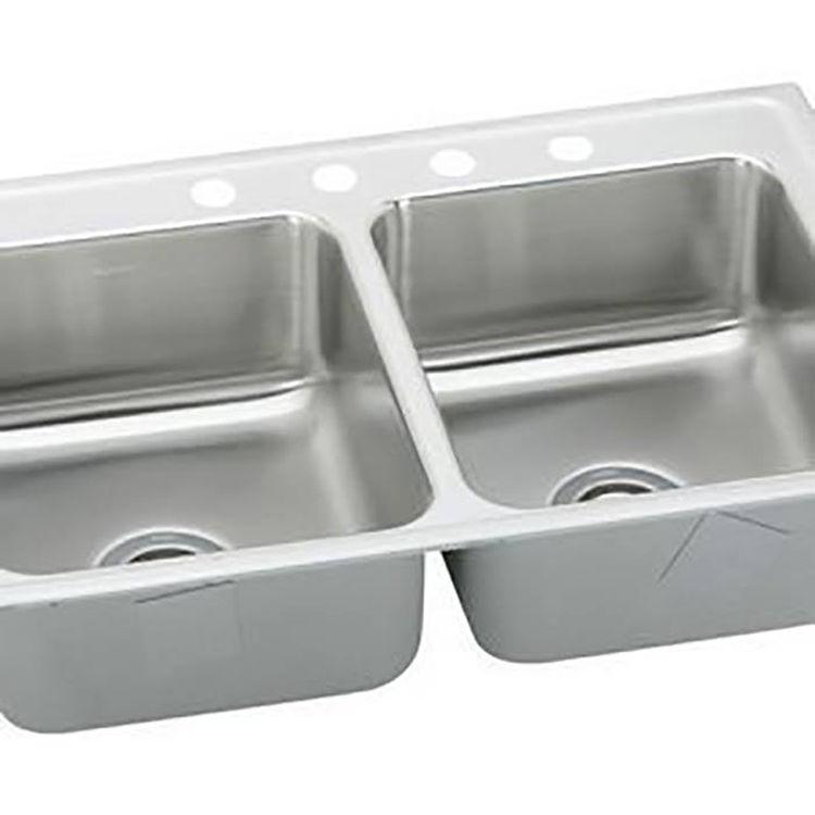 View 3 of Elkay LRADQ2918403 Elkay LRADQ2918403 29 x 18 Inch Gourmet Sink with Quick-Clip