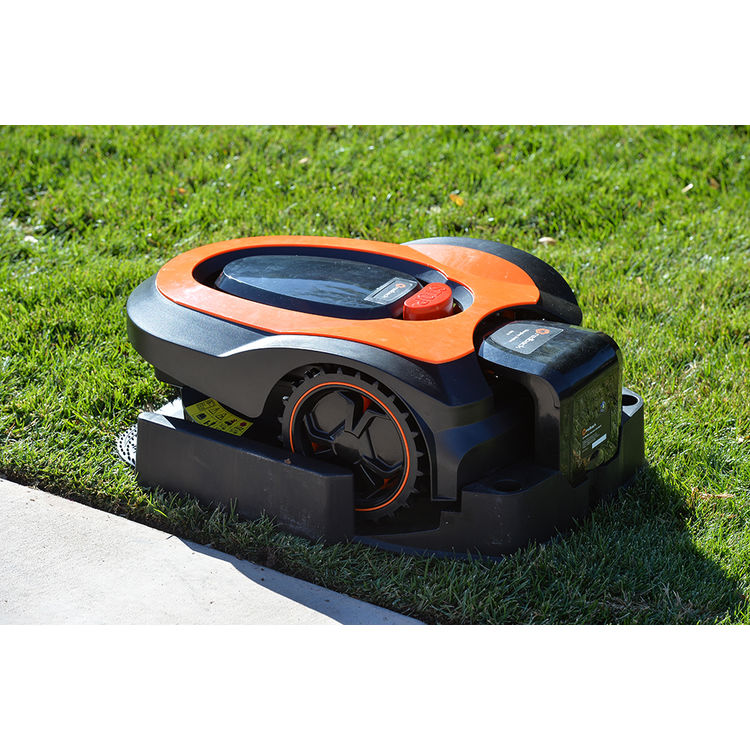 View 8 of   MowRo Robot Lawn Mower with Install Kit, by Redback - RM18