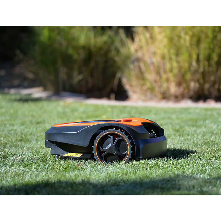 View 7 of   MowRo Robot Lawn Mower with Install Kit, by Redback - RM18