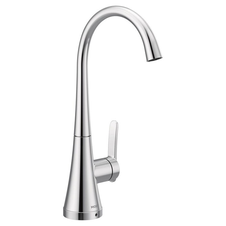 View 2 of Moen S5535 Moen S5535 Sinema One-Handle High-Arc Beverage Faucet - Chrome