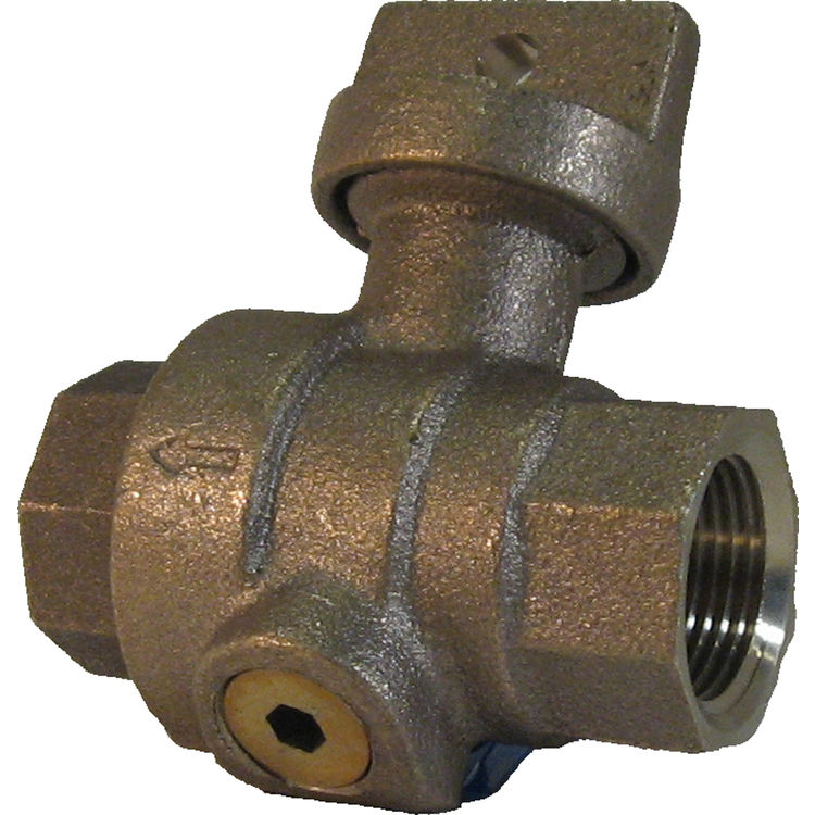 Ay Mcdonald 3 4 Quot 6001 Series Stop And Waste Valve