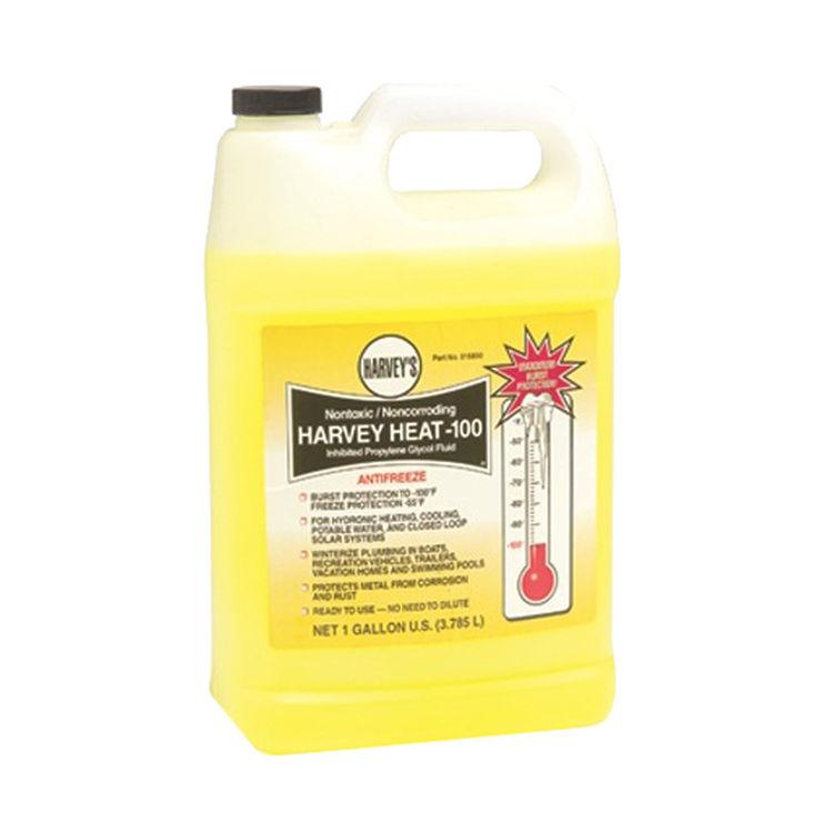 Harvey 016850 Harvey 016850 1-Gallon Harvey Heat Propylene Glycol-Based Antifreeze Fluid