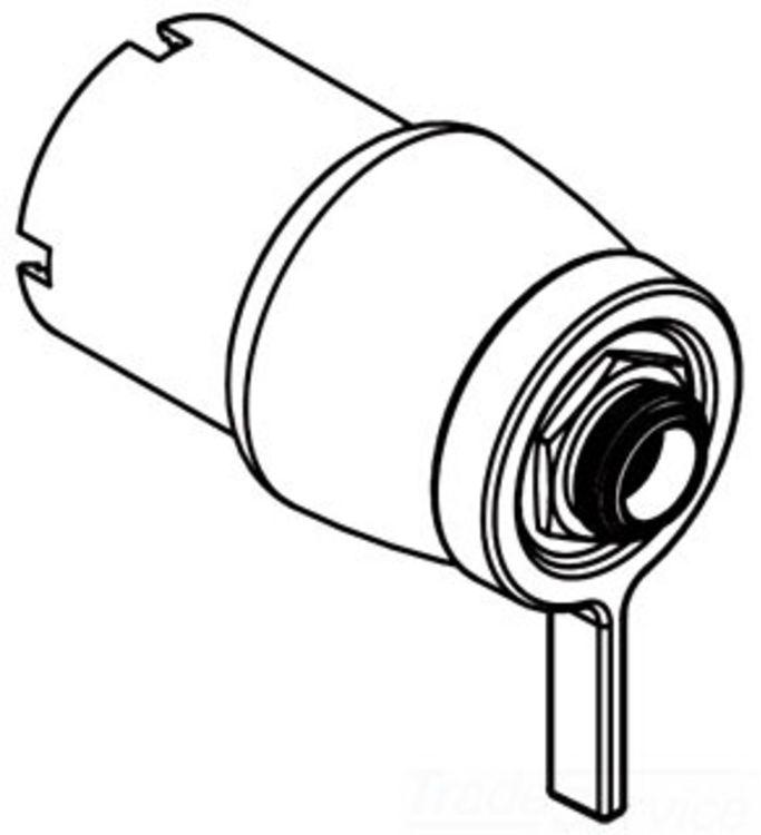 Moen 131192BN Moen 131192BN Part Volume Control Handle Kit Solace Brushed Nickel