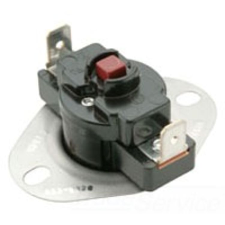 180 Degree Manual Reset Limit Switch