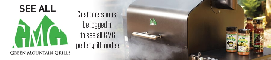 see all gmg grills, parts, and accessories