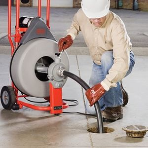 Electric Drain Cleaners Image