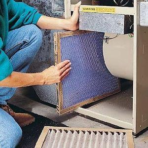 HVAC Filters Image
