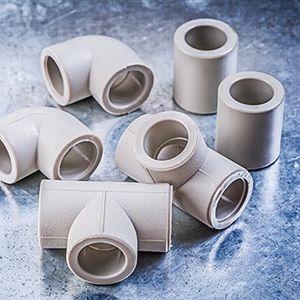PVC Pipe Fittings Image