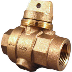 Ay Mcdonald 1 Quot 6001 Series Stop And Waste Valve