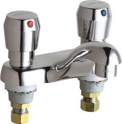 Chicago Faucet 802-V665ABCP
