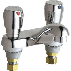 Chicago Faucet 802-VE2805-665ABCP