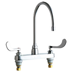 Chicago Faucet 1100-GN8AE35-317AB
