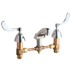 Chicago Faucet 404-VE2805-317ABCP
