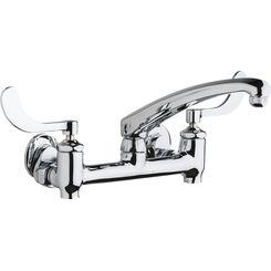 Chicago Faucet 640-L8E1-317YAB