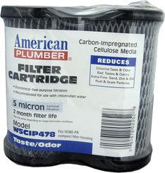 American Plumber W5CIP478