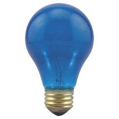 Sylvania 25W/BLUE/A19