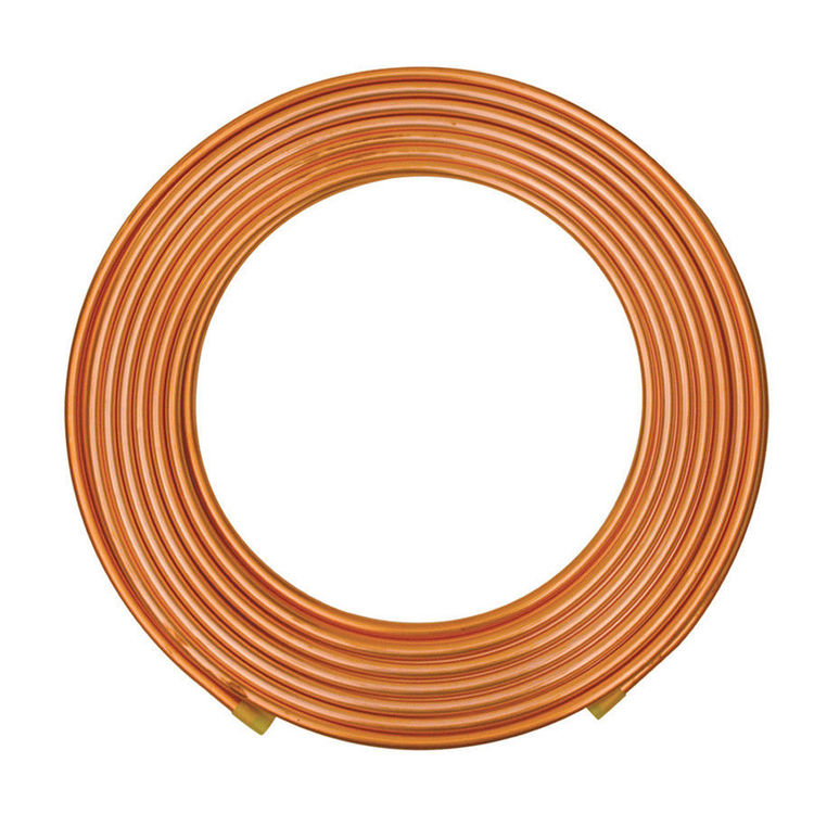 2 inch copper rolled tubing 40 foot length type l for Copper pipe types