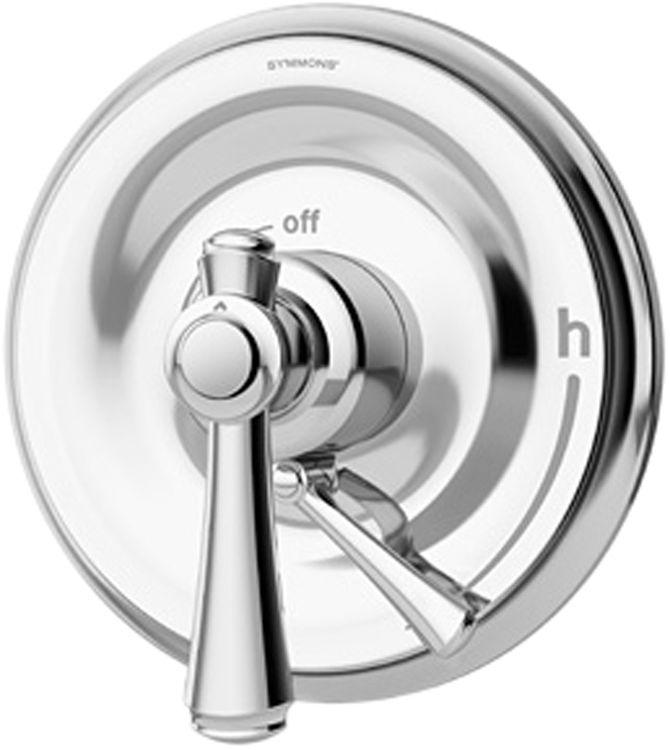 symmons s 5400ts oil rubbed bronze degas series tub shower valve. Black Bedroom Furniture Sets. Home Design Ideas