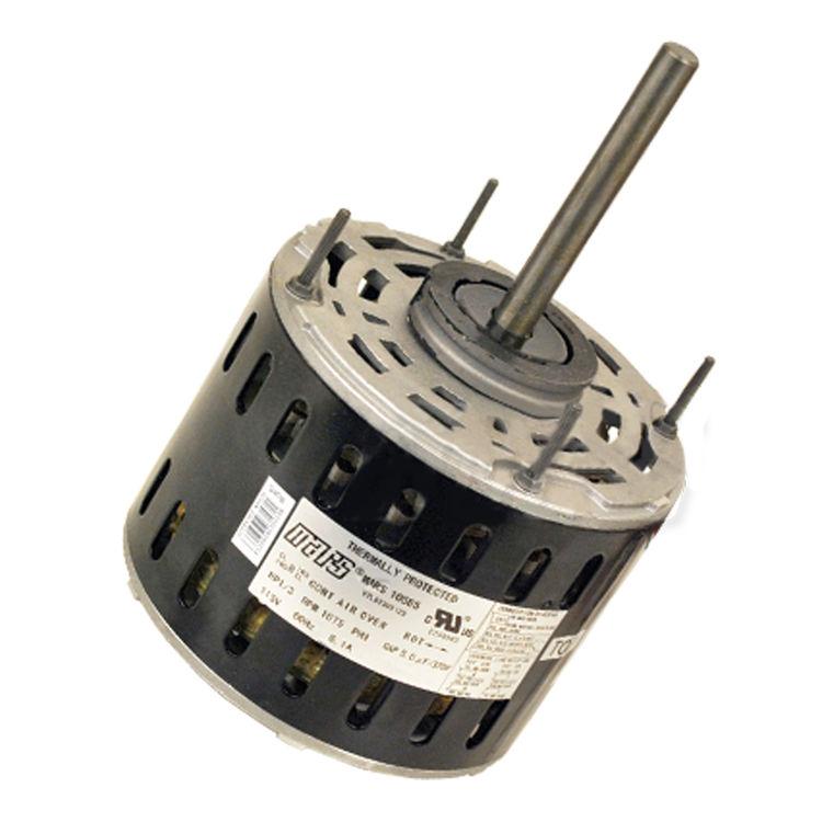 Mars 10587 1  2 Hp 115v Direct Drive Blower Motor