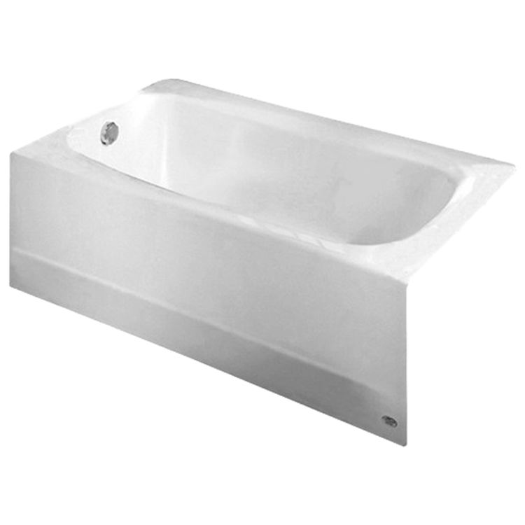 American Standard 2460.102.020 Cambridge Americast Bathtub