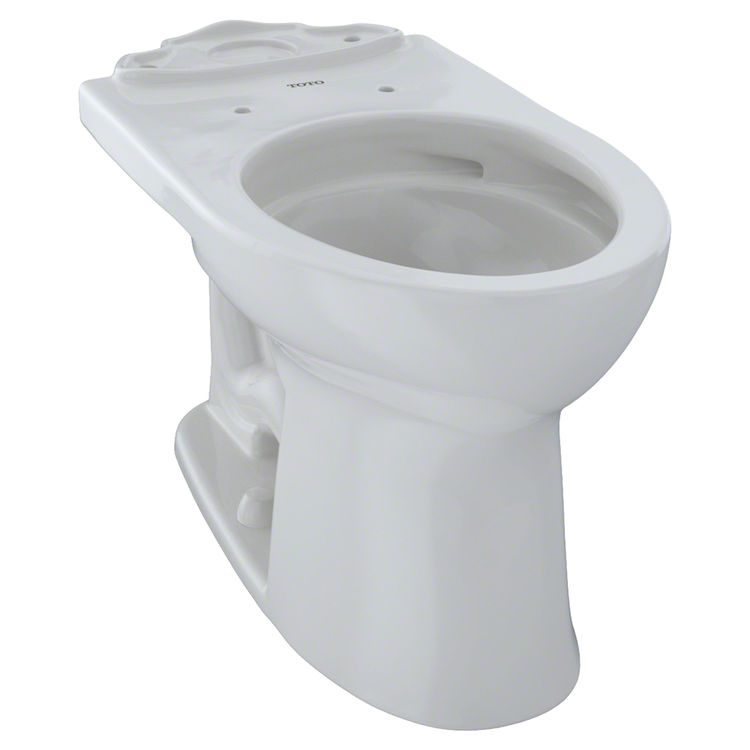 Astounding Details About Toto Drake Ii Universal Height Elongated Toilet Bowl With Cefiontect Colonial Ocoug Best Dining Table And Chair Ideas Images Ocougorg