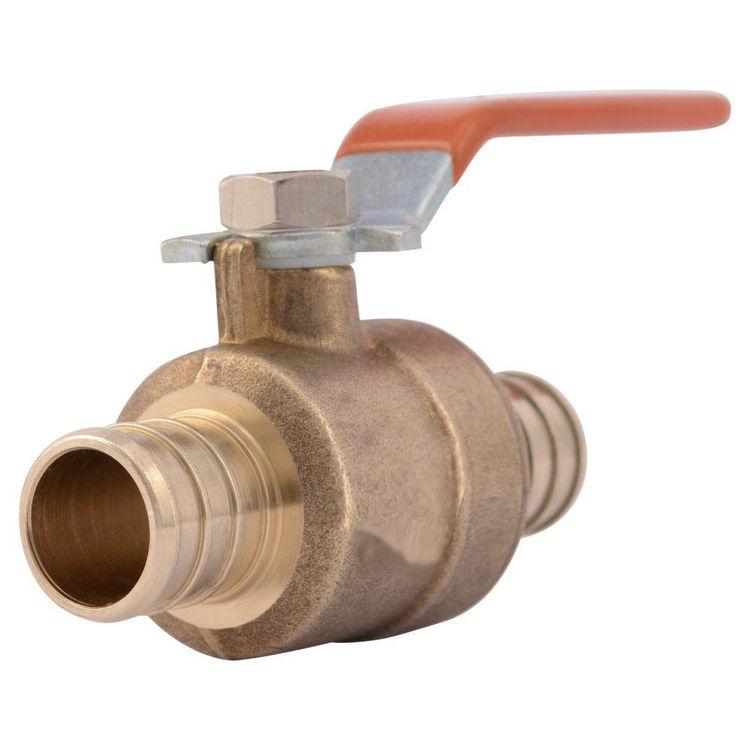 Quot pex ball valve plumbersstock