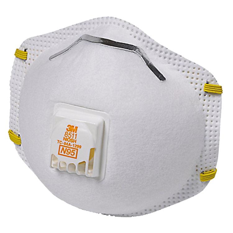 3m disposable respirators sanding and fiberglass 20 masks n95