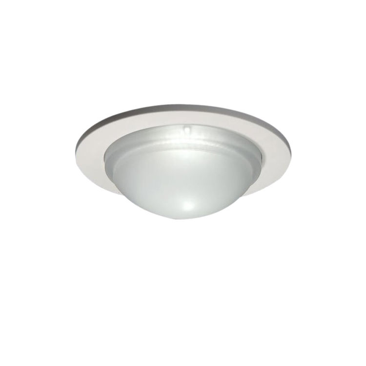 Halo 5050PS Enclosed Dome Recessed Light Shower Trim ...