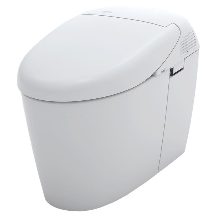 toto neorest 500h dual flush 1 0 or 0 8 gpf toilet with integrated bidet seat and ewater