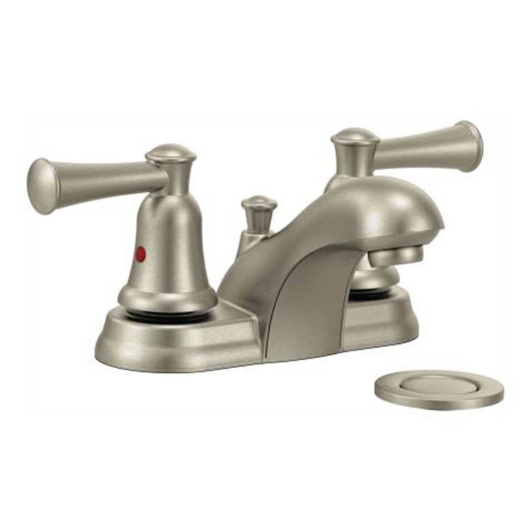 moen cfg ca41211bn bathroom faucet brushed nickel