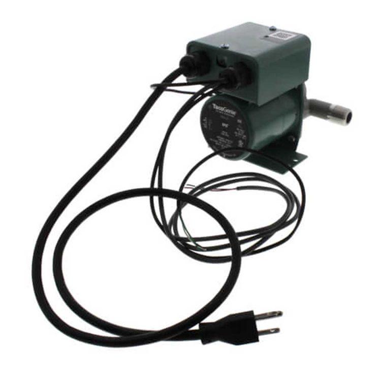 "Taco 006-CT-USK 1/40 HP TacoGenie Pump W/ 1/2"" UnderSink"