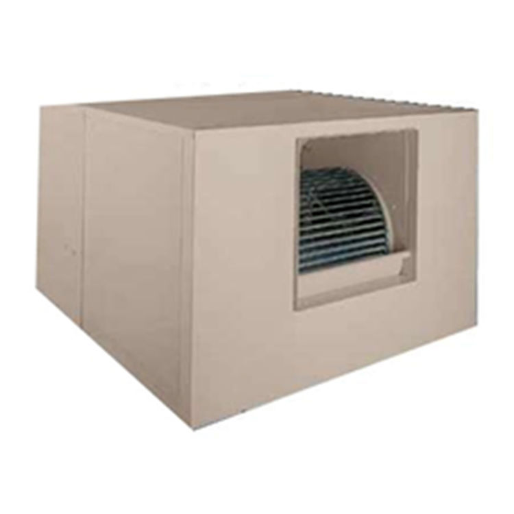 Evaporative Cooler Cabinet 7000 Cfm Side Ultracool Swamp
