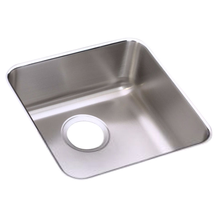 ada undermount kitchen sink elkay eluhad141455 single bowl undermount sink plumbersstock 3986