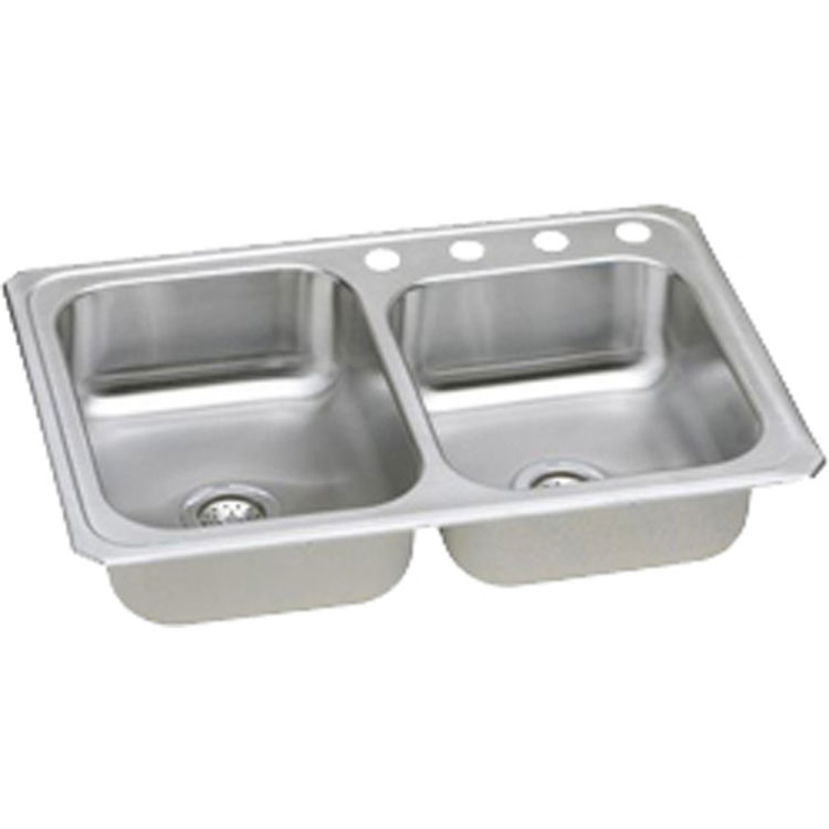 Elkay LRADQ3319505 Sink Stainless Steel