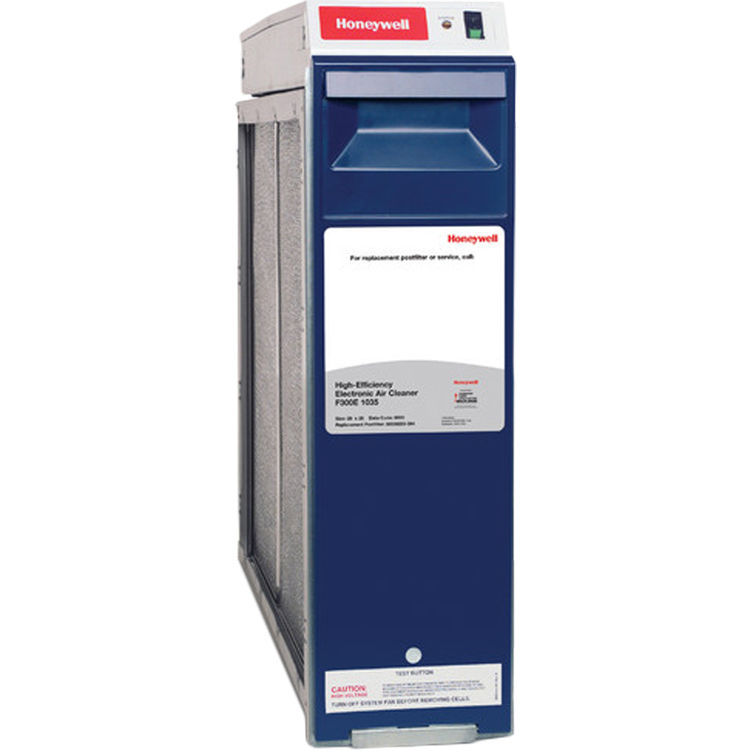 Electronic Air Filters For Hvac : Honeywell f a electronic air cleaner plumbersstock